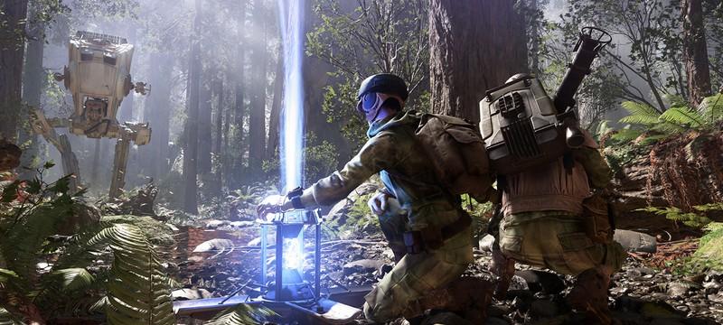 Официально – Star Wars: Battlefront выйдет 17 Ноября