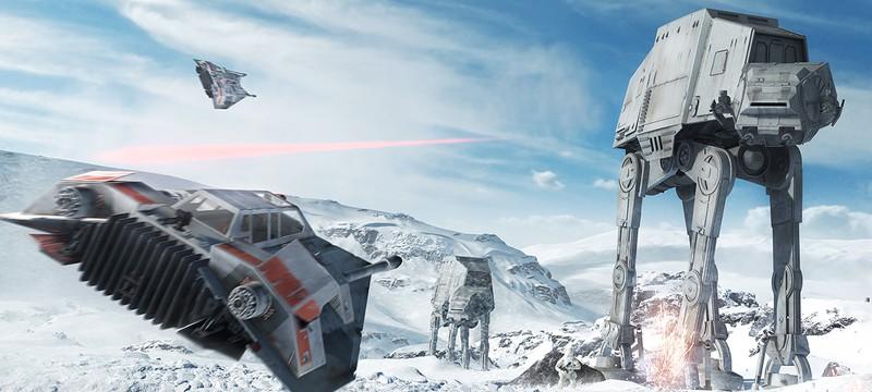 Star Wars: Battlefront получит бесплатный DLC по фильму The Force Awakens