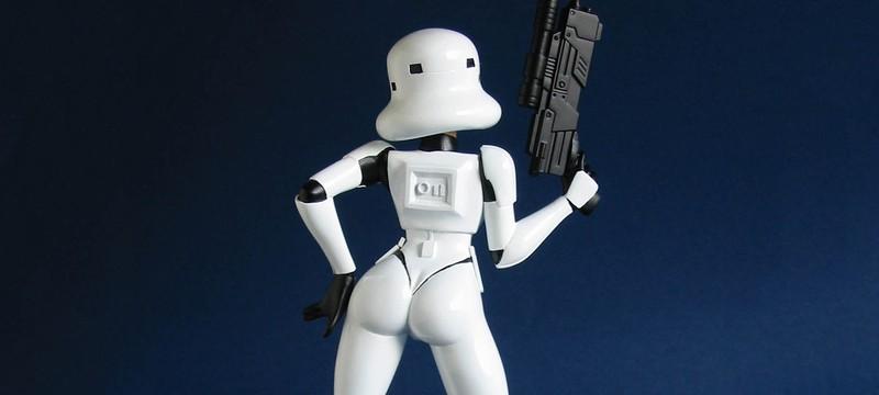 В Star Wars: Battlefront будут женщины-Штурмовики
