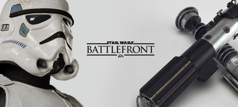 Мнение – Star Wars: Battlefront выглядит интригующе, но пока не впечатляет