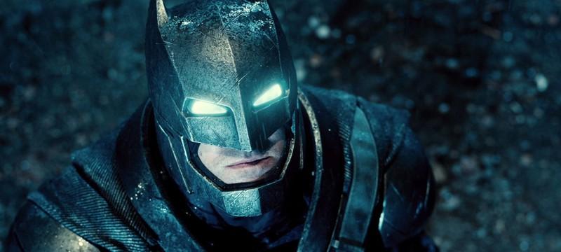 Официально опубликован первый трейлер Batman v Superman