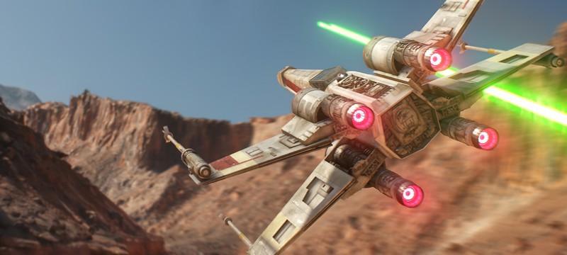 Информация Star Wars: Battlefront – карты, частота, герои, анлоки и другое