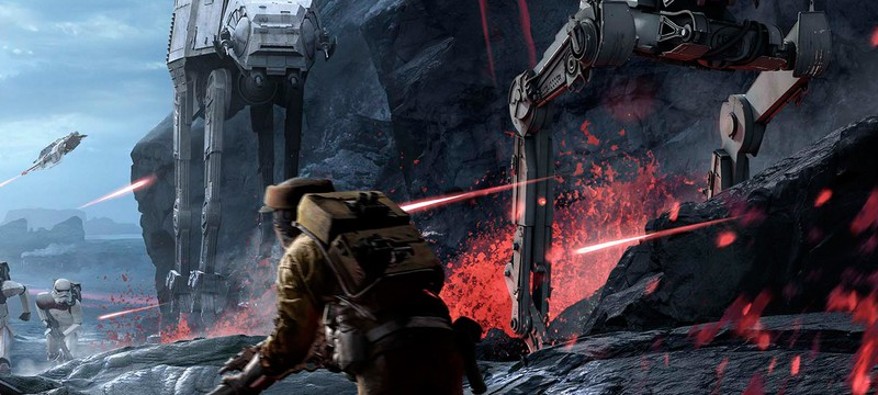 DICE: Star Wars Battlefront – это не просто мод для Battlefield