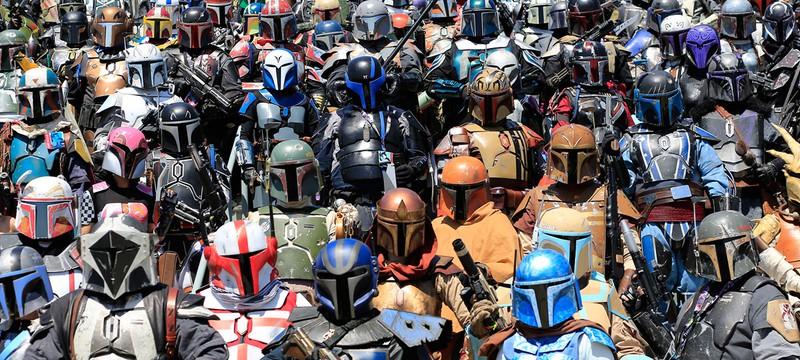 Фотографии косплееров с Star Wars Celebration 2015