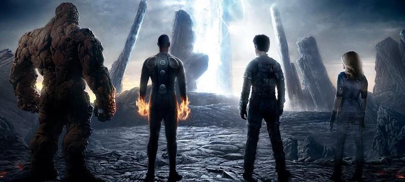 Новый трейлер Fantastic Four