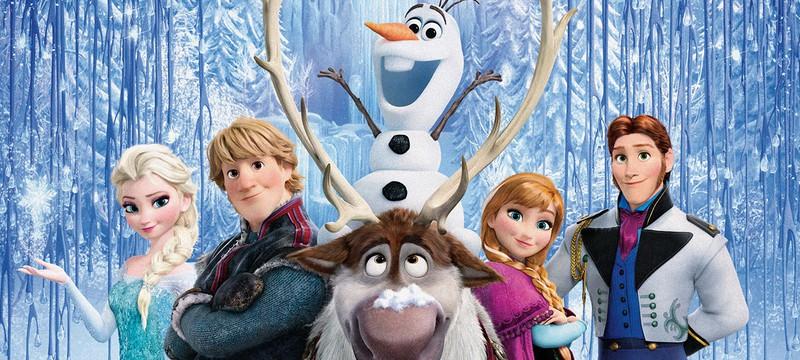 Short: Frozen после Avengers и Avengers после Frozen