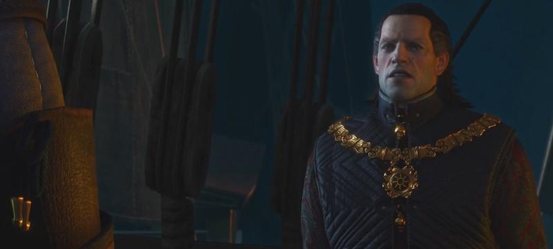 Новый ролик The Witcher 3: Wild Hunt об озвучивании императора Нильфгаарда
