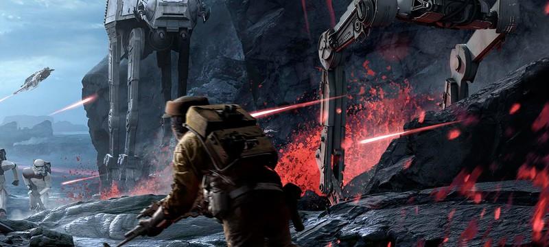 Почему в Star Wars: Battlefront не будет розовых Дартов Вейдеров