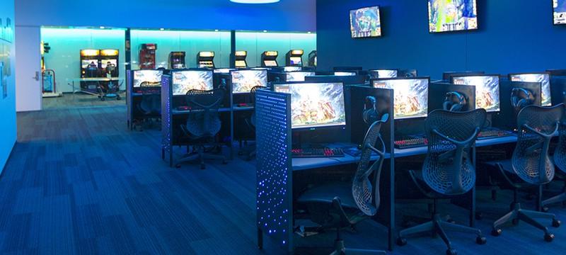 Фотографии из нового офиса Riot Games
