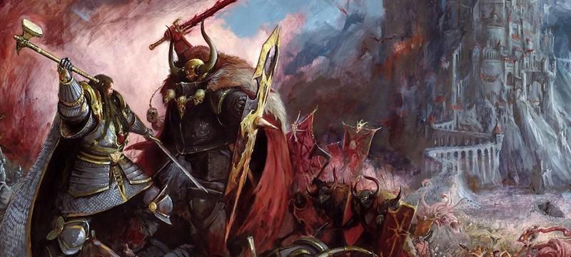 Первый трейлер Total War: Warhammer