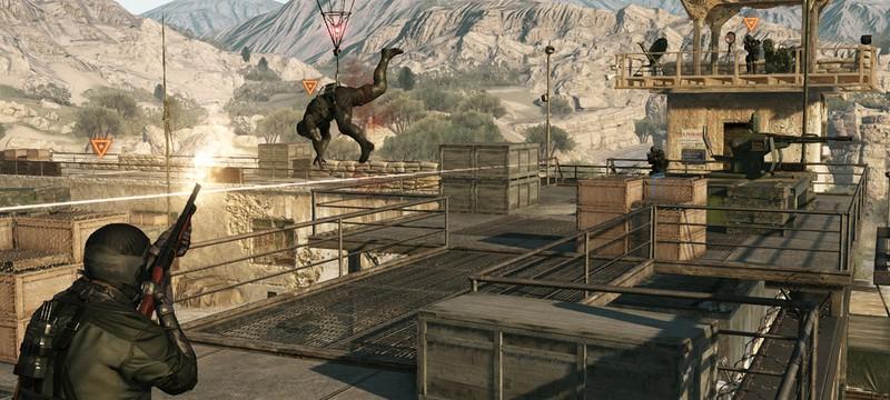 Новые геймплейные детали Metal Gear Online