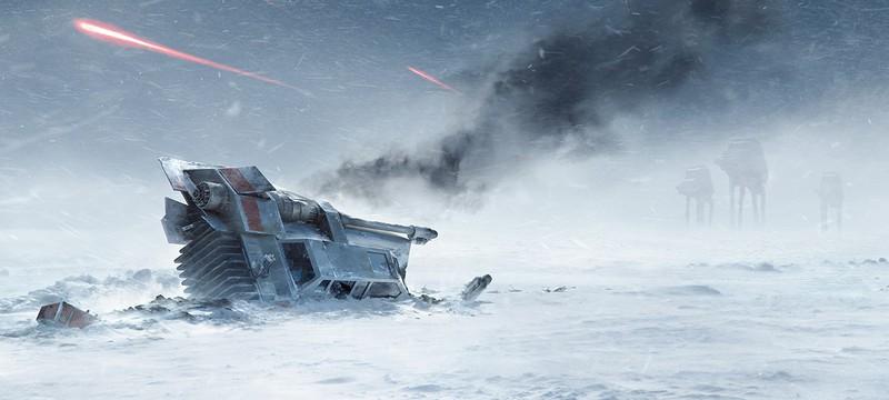DICE о космических битвах в Star Wars Battlefront и сравнении с Battlefield