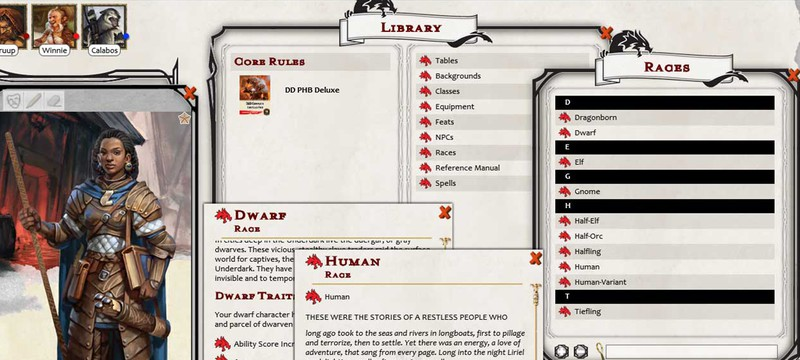 Аутентичный Dungeons & Dragons доступен в Steam