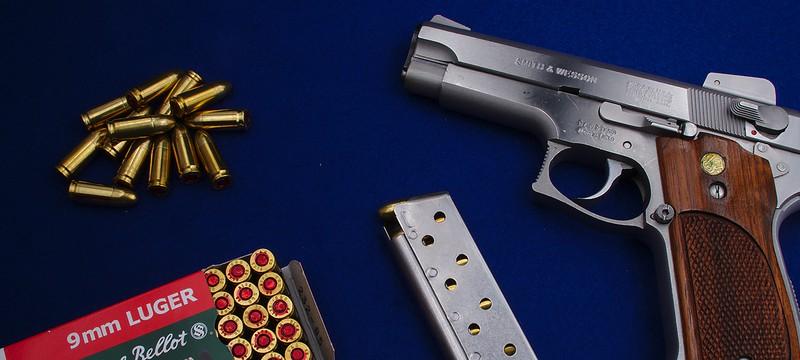 Американец расстрелял свой компьютер из-за тормозов