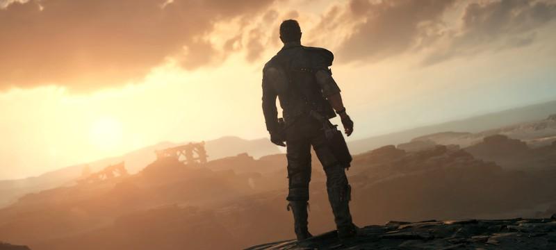 Новый геймплейный трейлер Mad Max