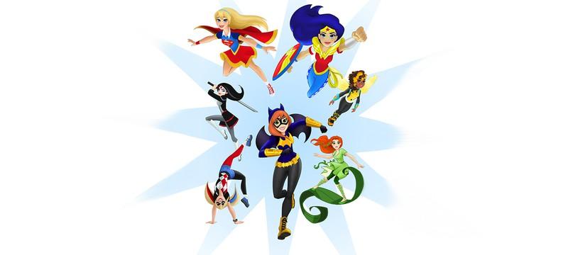 DC переделает героинь для девочек 6-12 лет