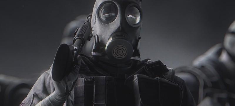 Видео Rainbow Six: Siege о Британском Контртеррористическом Отряде