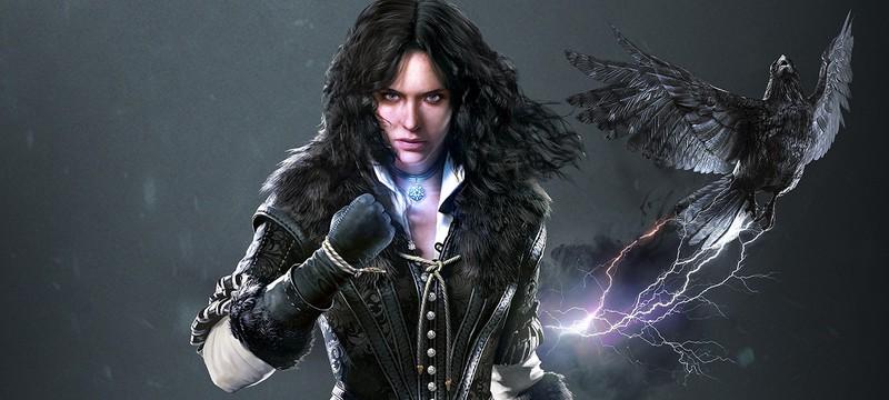 За кадром The Witcher 3 – технологии Nvidia