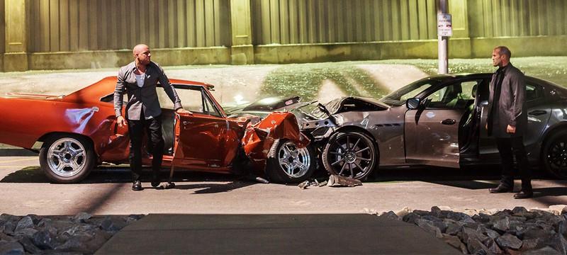 Fast & Furious 8 выйдет в Апреле 2017