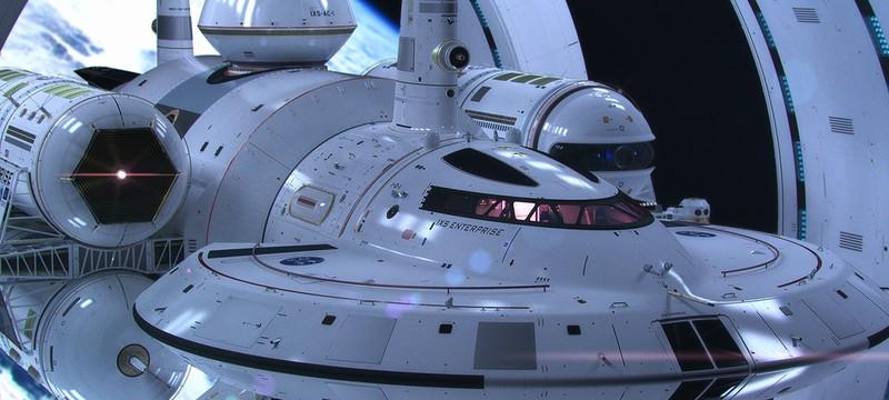 NASA случайно создала поле варп-двигателя?