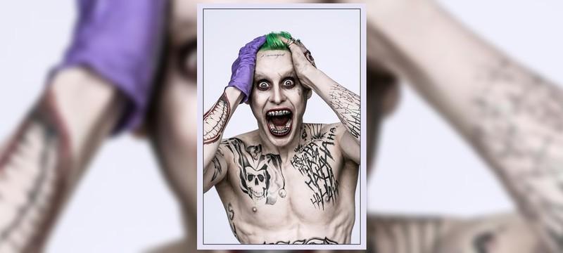 Первое официальное изображение Джокера из Suicide Squad