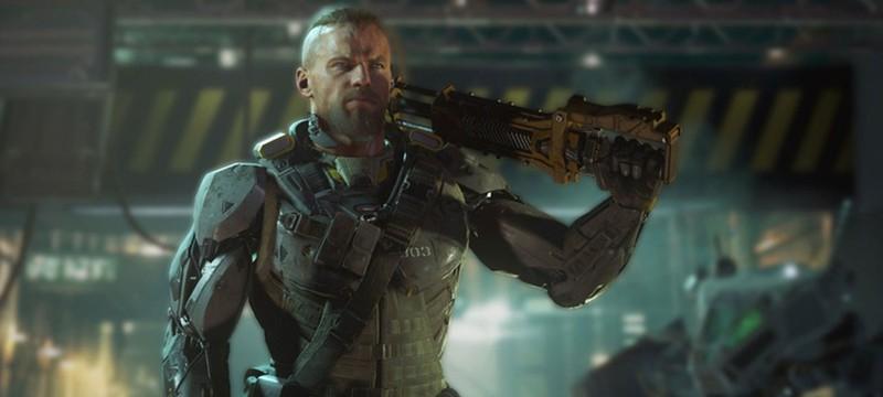 Первые скриншоты Call of Duty: Black Ops 3