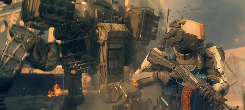 Скриншоты Black Ops 3 в высоком разрешении