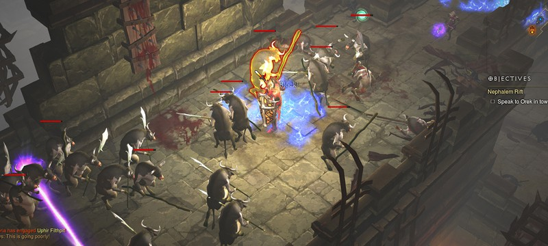 Как прокачаться в Diablo 3 до 70 уровня за 65 секунд