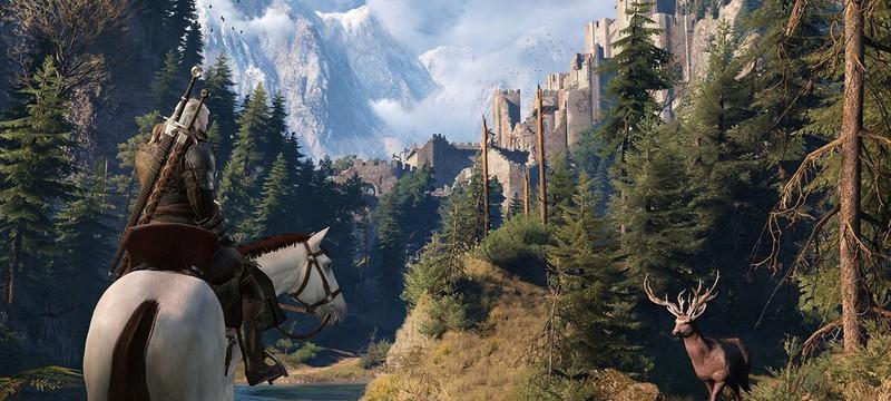 В The Witcher 3: Wild Hunt нет загрузочных экранов