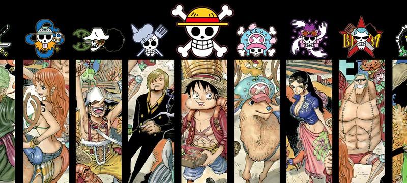 Выставка оптических иллюзий One Piece