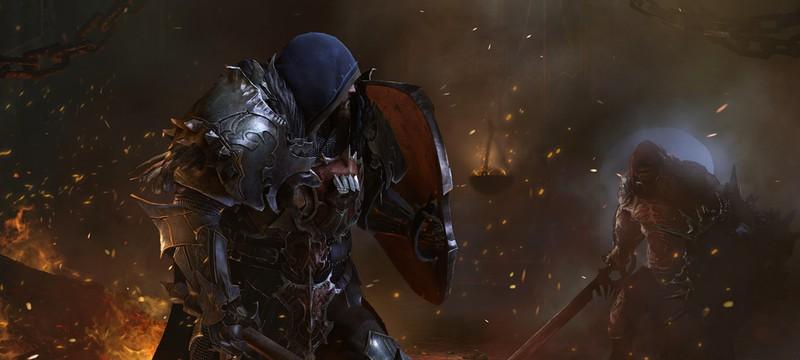 Разработчики Lords of the Fallen подписали соглашение с Microsoft?
