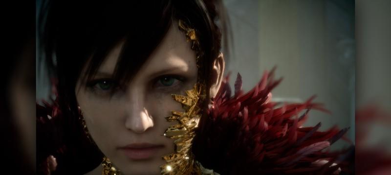 Техно-демо Square Enix на DirectX 12