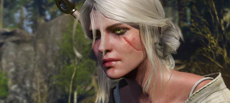Первый геймплей The Witcher 3: Wild Hunt за Цири