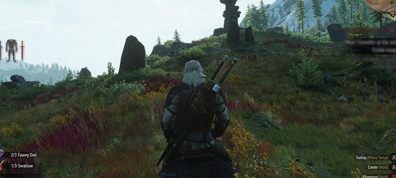 Новые скриншоты The Witcher 3