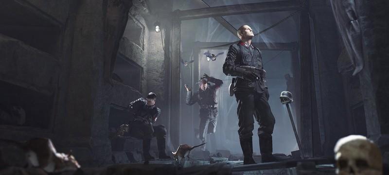 45 минут геймплея Wolfenstein: The Old Blood
