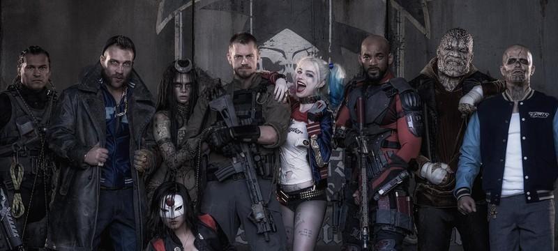 Первый взгляд на Харли Квинн, Дэдшота и других в Suicide Squad