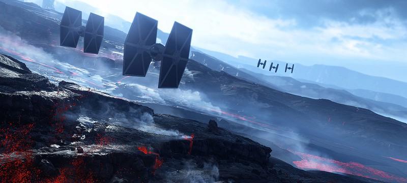 Новый скриншот и арт Star Wars: Battlefront