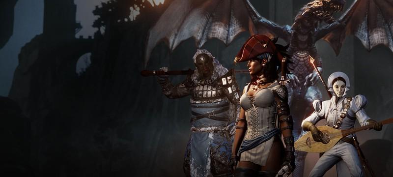 Вышел бесплатный DLC и патч для Dragon Age: Inquisition
