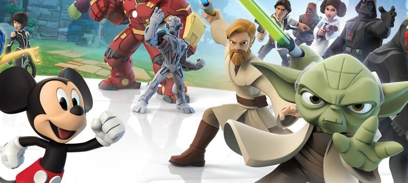 Disney Infinity 3.0 на новой обложке GameInformer