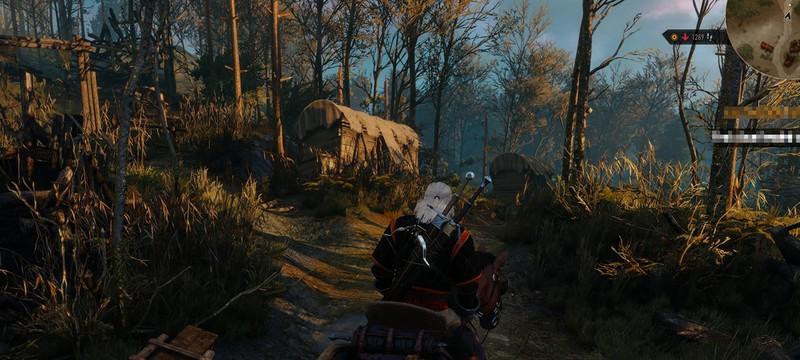 Еще четыре скриншота The Witcher 3