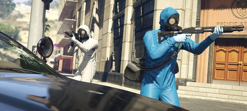 Мод GTA 5 превращает пули в автомобили