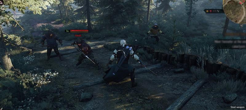 Разработчики The Witcher 3 поссорились с крупным ритейлером