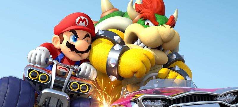 Nintendo впервые за годы начала получать прибыль