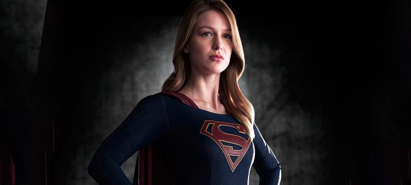 Сериал Supergirl выйдет в этом году