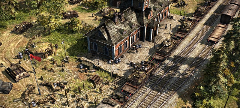 Blitzkrieg 3 появился в Раннем Доступе Steam
