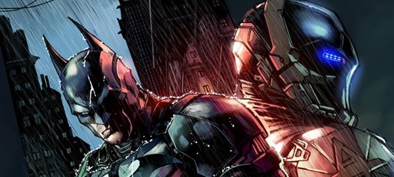 Трой Бейкер, Нолан Норт и другие актеры в Batman: Arkham Knight