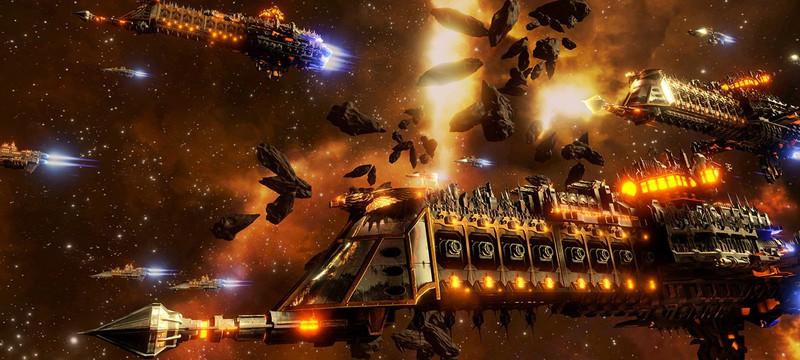 Тизер-трейлер Battlefleet Gothic: Armada