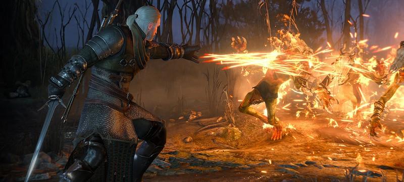 И еще один новый трейлер The Witcher 3: Ярость и Сталь