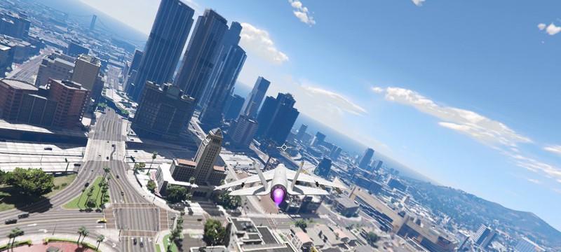 Создатель iCEnhancer представил мод для GTA 5