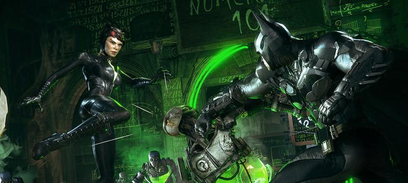 Rocksteady объяснила механику Dual Play в Batman: Arkham Knight